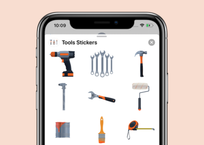 Sticker Tools